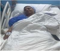 لاعبة يد الزمالك ساندي قاسم تخضع لجراحة الرباط الصليبي