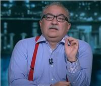 إبراهيم عيسى: «الإخوان والإسلاميين» حولوا العمل العام والخيري إلى نشاط انتهازي