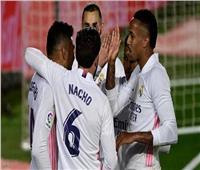 ريال مدريد يقسو على مايوركا بسداسية وينفرد بصدارة الدوري الإسباني