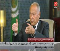 أبو الغيط للأمم المتحدة: إياكم والتصور أن القضية الفلسطينية انتهت| فيديو