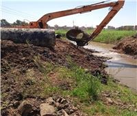 إزالة 427 حالة تعدٍ على أراضي الدولة والأراضي الزراعية بـ«الدقهلية»