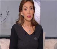 ريهام سعيد تعلن إصابتها بكورونا وتأثر الرئة |صورة
