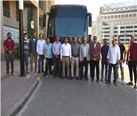 انطلاق قافلة جامعة عين شمس لمحافظة البحيرة