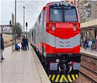 حركة القطارات  70 دقيقة متوسط التأخيرات بين قليوب والزقازيق والمنصورة.. 26 سبتمبر