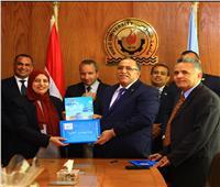 توقيع بروتوكول تعاون بين نقابة مهندسين القاهرة وجامعة السويس