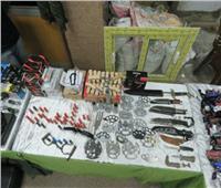 تاجر «سلاح عابدين» في قبضة مباحث القاهرة| صور