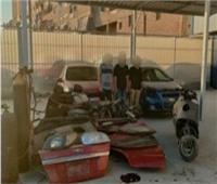 سقوط تشكيل عصابي لسرقة السيارات بمدينة نصر