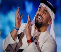حسين الجسمى يتألق في العيد الوطني بالسعودية.. صور