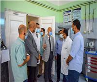 افتتاح قاعة تدريب أطباء الزمالة بالصالحية بتكلفة ١٠٠ ألف جنيه
