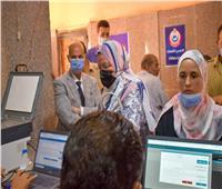 زيادة عدد فرق التطعيم بلقاح كورونا بالمركز الطبي بأبو حمادشرقية