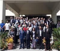 انطلاق فعاليات منتدى الأكاديمية العربية الخامس للتعليم الفني