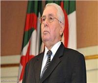 دفن الرئيس السابق للجزائر عبد القادر بن صالح