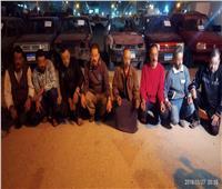 حبس تشكيل عصابي لسرقة السيارات بمدينة نصر