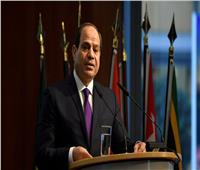السيسي: مصر انضمت إلى تحالف التغذية المدرسية لتوفير غذاء صحي للطلاب