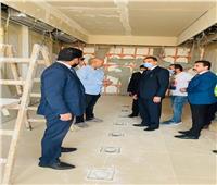 وزير شئون المجالس النيابية يزور مقر الوزارة الجديد بالعاصمة الإدارية