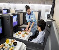 الطائرات تتحول إلى مطاعم فخمة بسبب فيروس كورونا
