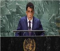 المنفي يعلن عن مؤتمر دولي لحشد الدعم لاستقرار ليبيا.. ويحذر من شيء «خطير»