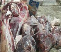 ضبط 4 أطنان لحمة فاسدة بحوزة صاحب ثلاجة في القاهرة