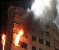 السيطرة على حريق بشقة سكنية في أكتوبر