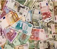 أسعار العملات الأجنبية في منتصف التعاملات اليوم 24 سبتمبر