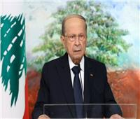 الرئيس اللبناني: نعوّل على المجتمع الدولي لتمويل مشاريع لإنعاش الاقتصاد