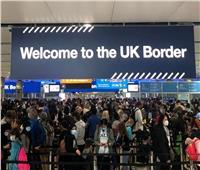 فوضي في المطارت البريطانية بسبب خلل تكنولوجي