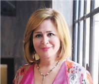 إلهام شاهين: سعيدة باهتمام الرئيس السيسي بالفنانين وبأحوالهم المعيشية والصحية