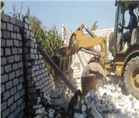 خلال 10 أيام| إزالة 5 آلاف مبنى مخالف و2208 حالات تعدٍ على الأراضي الزراعية
