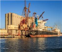 تعرف على حركة الصادرات والواردات بهيئة ميناء دمياط البحري