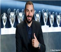 مدرب ريال مدريد: كريم بنزيما يستحق الكرة الذهبية