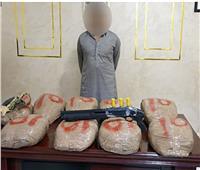 القبض على تاجر مخدرات بـ 27 كيلو بانجو بالشرقية
