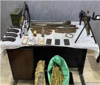 مصرع 3 عناصر شديدة الخطورة وضبط 397 متهمًا بـ«ترسانة أسلحة»