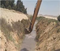 تطهير شبكات صرف الامطار وصيانة 34 مخر سيل في المنيا استعدادا للشتاء