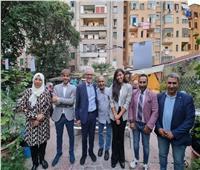 اتحاد العمال المصريين في إيطاليا يشارك مصرية في حملتها الانتخابية بـ«روما»