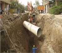 كفر شطانوف يشكو عدم توصيل الصرف الصحي