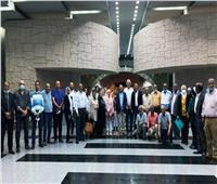 «متحف الحضارة» يشهد حفل توقيع كتاب «البلاد الجميلة»  صور