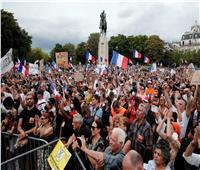 عشرات الآلاف يتظاهرون في فرنسا ضد قيود كورونا