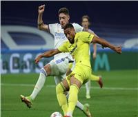 شوط أول سلبي بين ريال مدريدوفياريال في «الليجا الإسبانية»