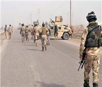 العراق.. انطلاق عملية أمنية لملاحقة العناصر الإرهابية في ديالي