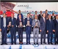 «دمياط» يفوز بجائزة أفضل ميناء تجاري في تطبيق منظومة النقل متعدد الوسائط