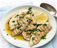 أطيب طبخة | دجاج فيليه مشوي بالليمون