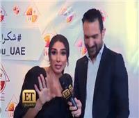 روچينا عن رقصها مع راغب علامة: أشرف زكي متفهم ويعي طبيعة عملي
