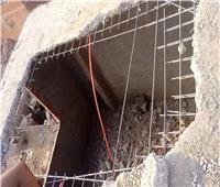 حملة لإزالة مخالفات البناءبشوراع بولاق الدكرور | صور