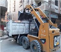 رفع 1200 طن قمامة ومخلفات صلبة في سوهاج | صور