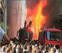 إصابة 5 أشخاص من أسرة واحدة في حريق هائلبسبب تسرب غاز البوتاجاز بسوهاج