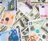 أسعار العملات الأجنبية في بداية تعاملات الإثنين 27 سبتمبر