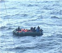 فرنسا: إنقاذ نحو 100 مهاجر في بحر المانش