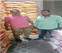 تحرير 30 مخالفة خلال حملات رقابية على الأسواق والمخابز بالمنيا