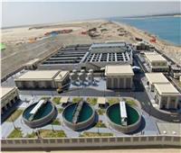 محطة صرف بحر البقر.. استصلاح أكثر من 400 ألف فدان بتكلفة تتخطى الـ 120 مليار جنيه
