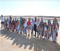 المتاحف والمواقع الأثرية المصرية تحتفل بيوم السياحة العالمي   صور